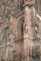 Strasbourg - Cathedrale - facade by Ludo38