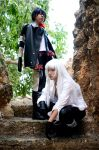 Xanxus and Squalo - katekyo hitman Reborn by Aruynn
