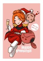 Merry Xmas and Happy New Year! by daevakun