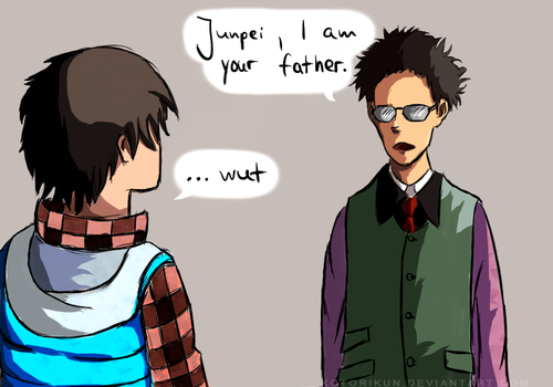 I Am Your Father by Kotorikun