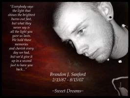 Sweet Dreams, Brandon by Flesh-Etched-Heart