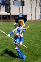 Sorceress Lux at FanFare! #9 by Lightning--Baron