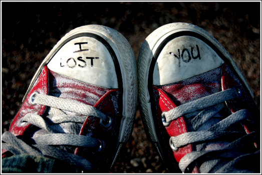 I lost you - 9 of 21 by missanonymous
