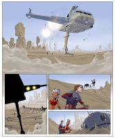 STAR WARS CLONE WARS SAMPLE SUBMISSION PG01 by deemonproductions