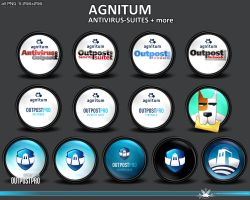 Agnitum SecuritySuitesPack by 3xhumed