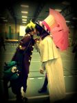 Mephisto Amaimon KISS by rainbowvincent