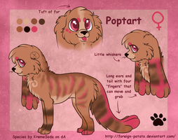 Poptart Ref by foreign-potato