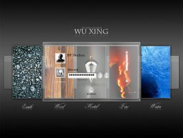 Wu Xing LogonXP by DigitalPhenom