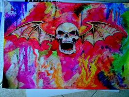 Deathbat by Bleich-Gesicht