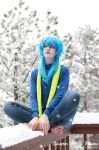 Aoba - Snowy Day by shutter-crazy