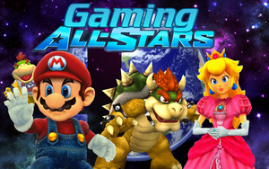 Gaming All-Stars: S1E1 - Castle Invasion by SuperSmashBrosGmod