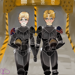 Pacific Rim USUK by ClockworkAndSteam