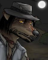 Mr. Marston at Night by GoreandLoathing
