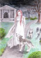 The white lady by Savarra