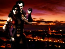 Mad Love in Florence by EvilMaybe