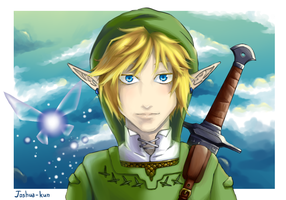 Legend of Link by joshua-nakamura