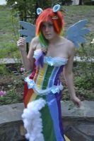 Rainbowdash Gala 6 by Tenshi-Cosplay