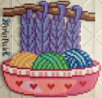 The Art of Knitting by PerlerPixie