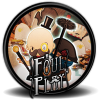 Foul Play - Icon by Blagoicons
