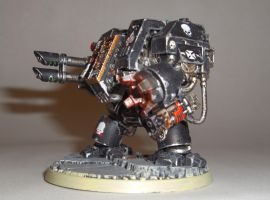 Dreadnaught Belial: Claw Side by WraithsExDamnatonis