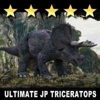 ULTIMATE JP TRICERATOPS by GIU3232