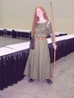 Merida the Brave by smithers456