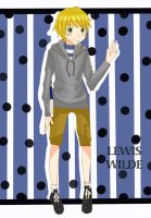 Lewis Wilde by LucyTenshi