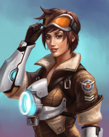 Tracer by bearcub