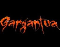 Gargantua Title by richardperkins