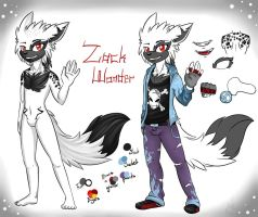 Zack Wonder -New Ref- by XxSweet-CoffeyxX