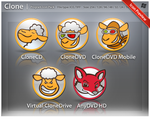Icons Clone Pack by ncrow
