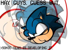 Sonic Team, Oh you.. by OMG-BREASTESES