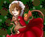 Contest Entry: Neko for christmas! by tish92