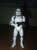 Clone Trooper: RotS version by BenTigre