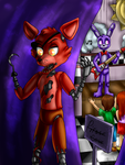 Out of order (Five Nights at Freddy's) by ArtyJoyful
