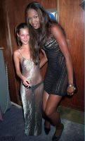 Naomi Campbell and Kate Moss by lowerrider