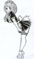 maid roxanne by rods3000
