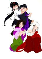 ::The gang's all here:: by Divine-Nataku