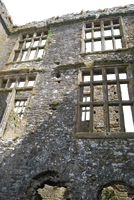 Castle Ruins Windows PNG by WelshDragonStockNArt