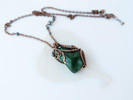 Living green by UrsulaJewelry
