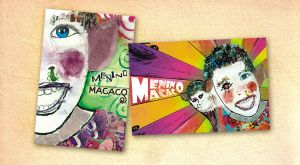 Menino Macaco - POP Card by deadking