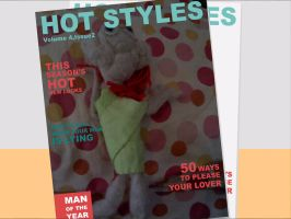 """Our newest """"doll"""" model by Hannah-Needle"""