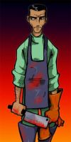 The butcher by amichaels