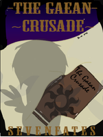 The Gaean Crusade Cover Title by RaineArtz