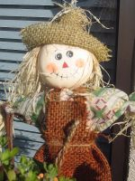 Scarecrow Doll by SweetSoulSister
