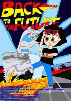 Back to the Future Part 1 by MeganekkoPlymouth241