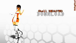 Chell REDACTED v1.0: Download. by Ark-Angel-Lirael