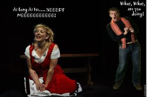Meet Nancy from Oliver... by Becca5002