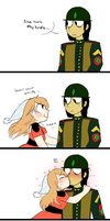 Nothing too romantic pt2 by burihamachi