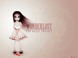 Wonderlost: Alice WP by xanthic